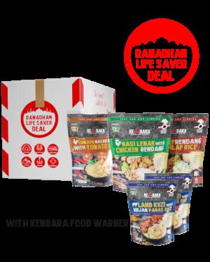 Ramadhan Life Saver Deals (8 Normal Menu + 2 Lamb)
